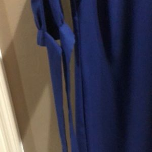 Banana Republic Factory Dresses - Blue Banana Republic shift dress size 4